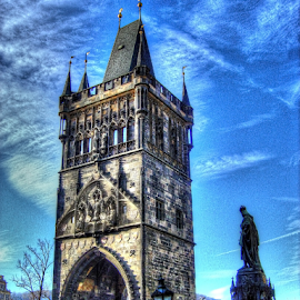 Beautiful Prague by Mpampis Mantoukas - Buildings & Architecture Statues & Monuments