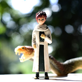 Gaara by Zandro Sotto - Artistic Objects Toys