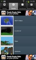 Screenshot of Seeds For Minecraft PE