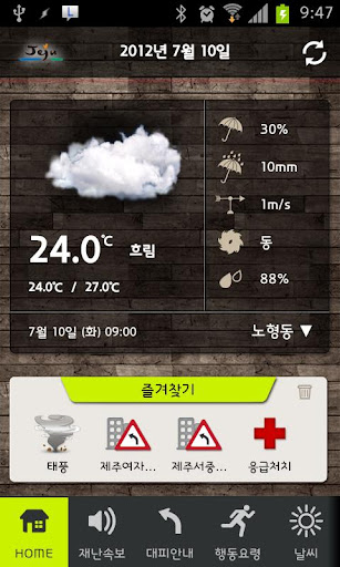 Stay Safe in Jeju