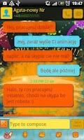Screenshot of GO SMS Pro 2013 Theme