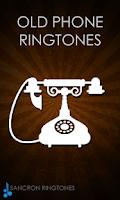 Screenshot of Old Phone Ringtones