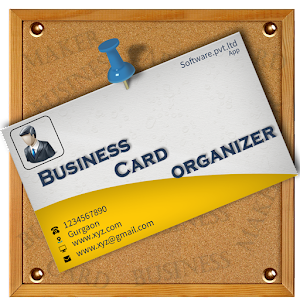 APK App business card Organizer for iOS