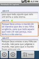 Screenshot of Biblia para Mobiles(Portugues)