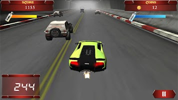 Screenshot of SpeeD Drive Traffic Rush