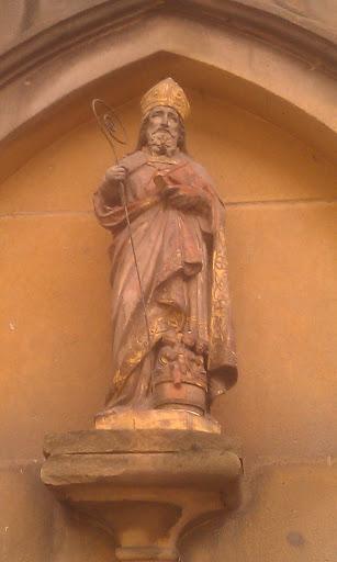 Vianden, Kirche St. Nikolaus