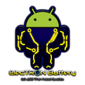 Electron Battery Widget icon