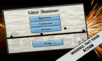 Screenshot of Line Runner (Free)