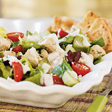 Herbed Greek Chicken Salad