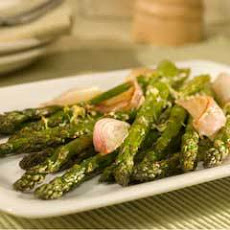 Oven-roasted Asparagus With Parmesan Gremolata
