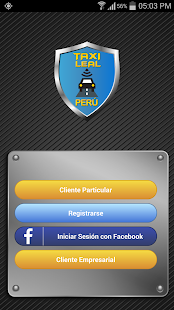 TaxiLeal Peru - screenshot