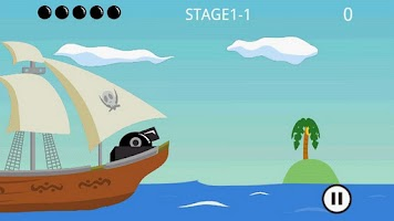 Screenshot of Pirates Shot2 Lite