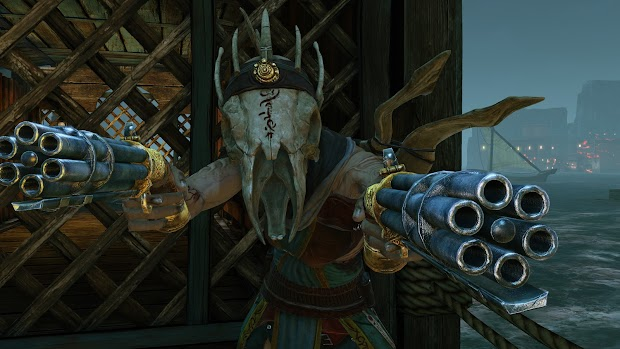 New character, Prophet arrives on Nosgoth