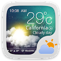 App Outside GO Weather Widget version 2015 APK