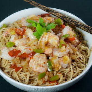 Copycat PF Chang's Firecracker Shrimp
