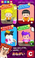 Screenshot of Anime Virtual Baby : Chibiku