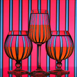 Art of Glass by Rakesh Syal - Artistic Objects Glass
