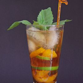 Jungle juice by Mia Ikonen - Food & Drink Alcohol & Drinks ( refreshing, drink, fruits, finland, rum )