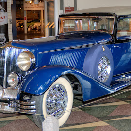 1932 Cord by Dennis McClintock - Transportation Automobiles ( automobiles, custom or restored cars challenge, transportation, classic, antiques,  )