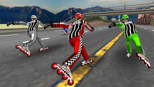 Skate Racer ( FUN 3D GAME) - screenshot