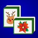 Christmas Mahjong icon