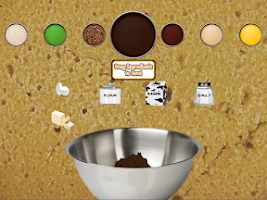 Screenshot of Halloween Cake Maker
