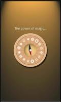 Screenshot of Magic compass