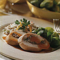 Oven-Roasted Turkey Roulade