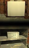 Screenshot of old basement -地下倉庫からの脱出-