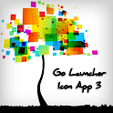 Icon App 3 for Go Launcher EX icon