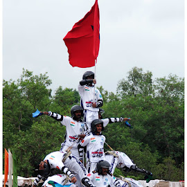Motor Sports by Vijay Anandan - Sports & Fitness Motorsports ( motor sports, bike, balancing, sports )