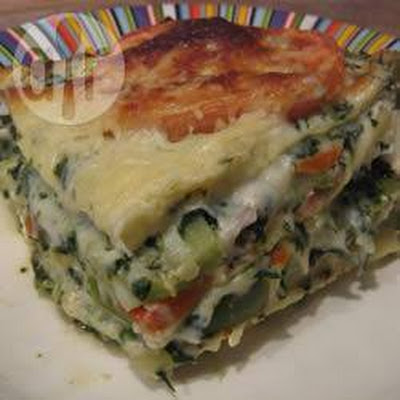 Very Vegetable Lasagne