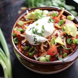 Heart Healthy Chili Recipes