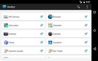 Screenshot of Notify+