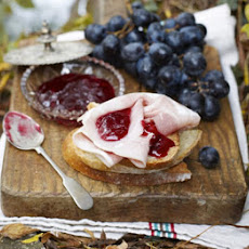 Grape & Rosemary Jelly