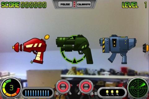 玩街機App apptoyz Alien Attack免費 APP試玩