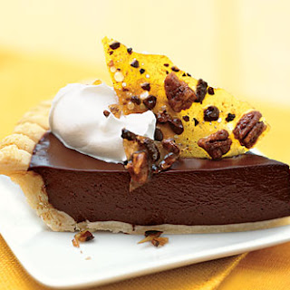 Chocolate Pie Cocoa Recipes