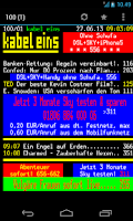 Screenshot of aText-TV Pro
