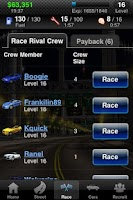 Screenshot of Racing Live™ - 12 Points