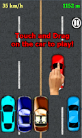 Screenshot of car racing : Unlimited Speed