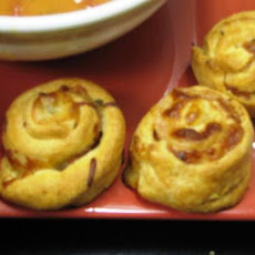 Crescent Pinwheels (From Pillsbury)