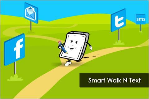 【免費通訊App】Smart WalkNText-APP點子