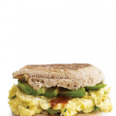 Egg-and-Avocado Sandwich