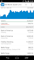 Screenshot of Personal Capital Finance