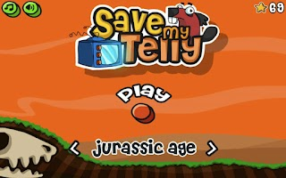 Screenshot of Save My Telly