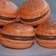 Chocolate Orange Macaroons