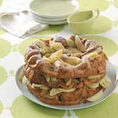 Apple Pancake Tier