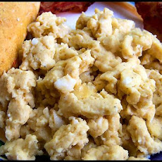 Swedish Country Style Scrambled Eggs