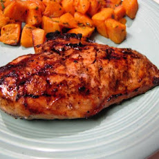 Grilled Chipotle Lime Chicken Breasts - or Thighs