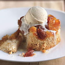 Caramel Apple Upside-Down Cakes